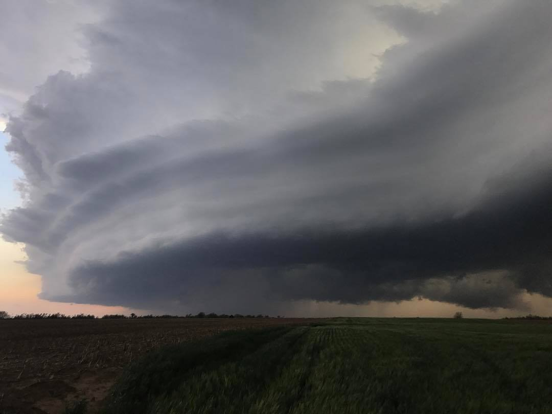 kansas-great bend supercell-4-19-17