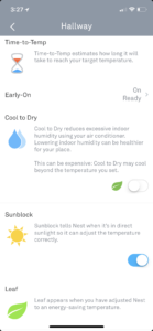 Nest Features